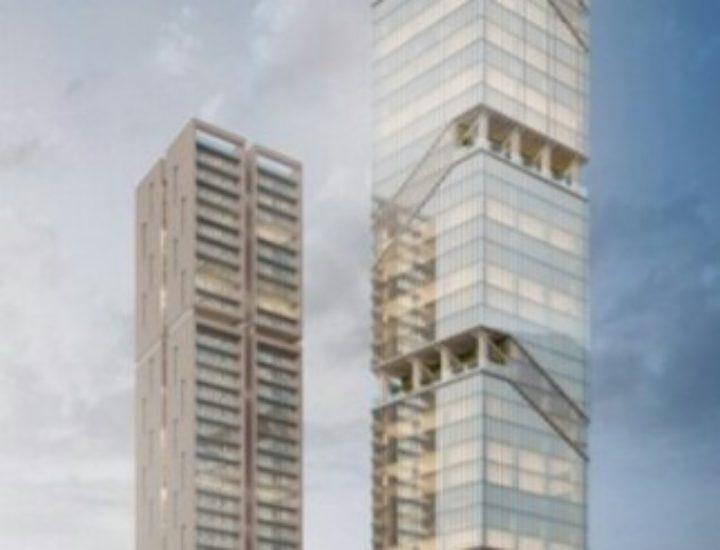 Presentan rascacielos para el Obispado