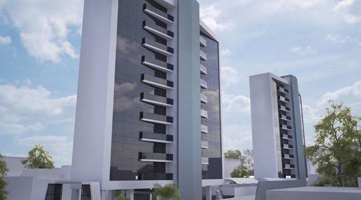 Construyen torres residenciales en San Jerónimo