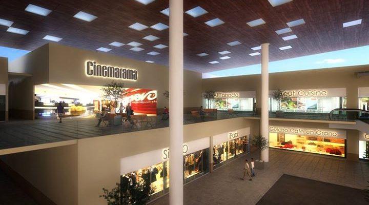 Llega regional mall a Apodaca