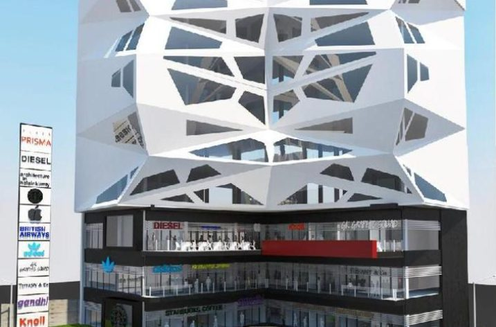 Tendrá Torre Shiro diseño futurista