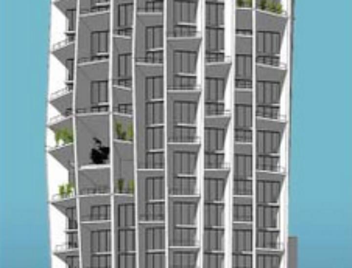 Avanza edificación armable en San Jerónimo