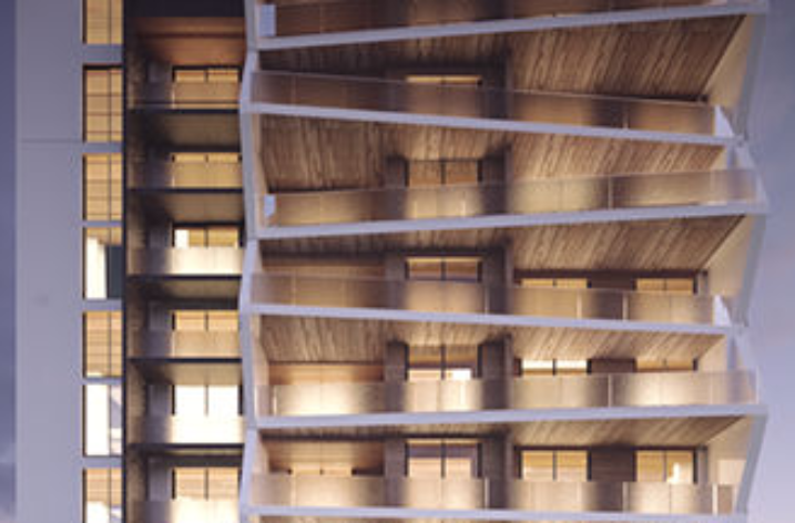 Emergerá torre residencial en Santa María