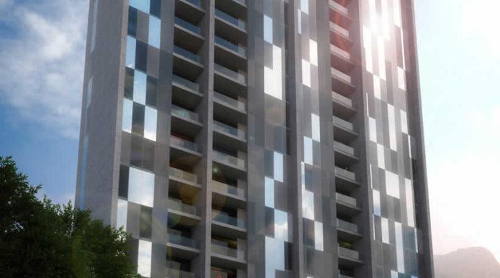 Nace complejo residencial en La Huasteca