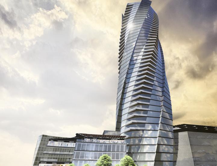 Presentan original rascacielos para VAO