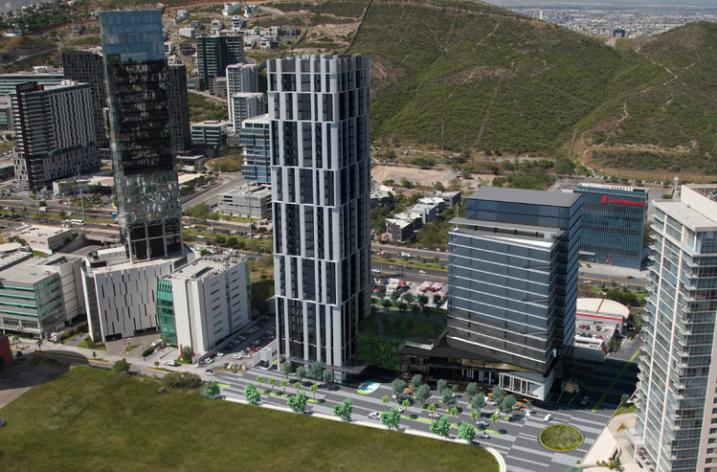 Iniciará GIM construcción de Park Towers
