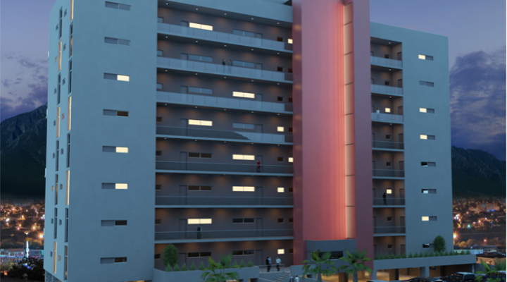 Llega complejo residencial al sur de la ciudad
