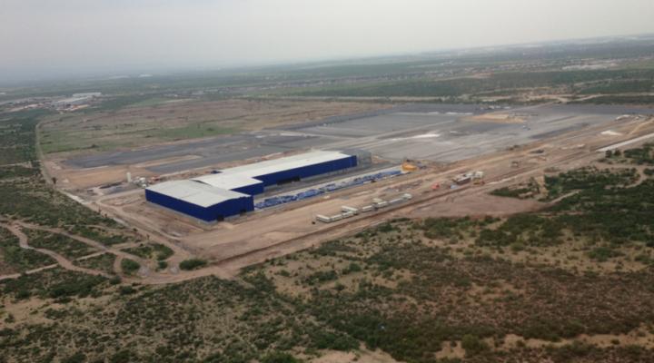 Construirán nuevo desarrollo industrial de 235 mdp