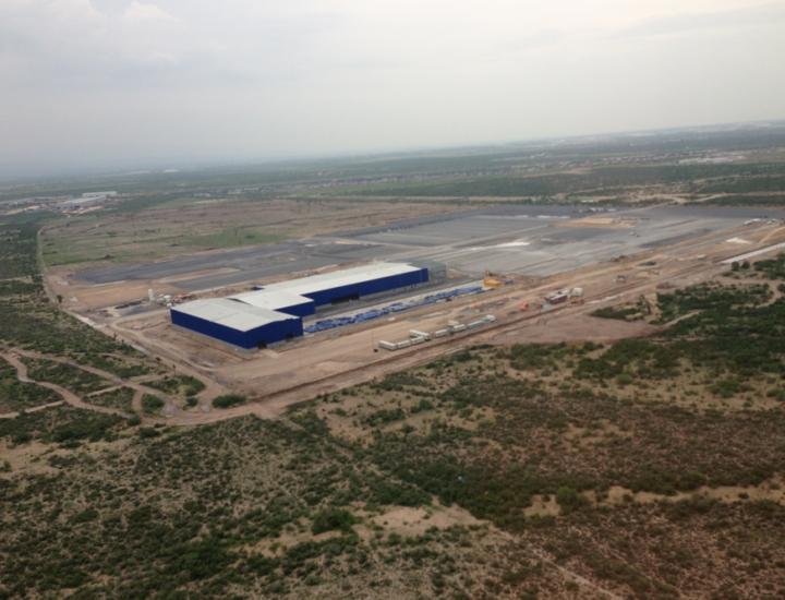 Alistan expansión comercial de Interpuerto Monterrey