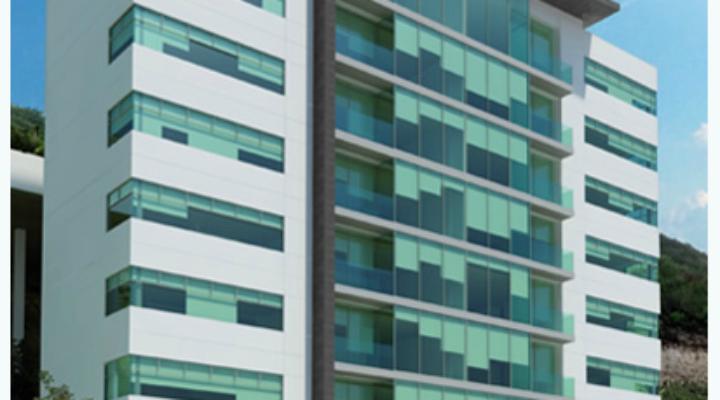 Levantan condominio residencial en Colinas