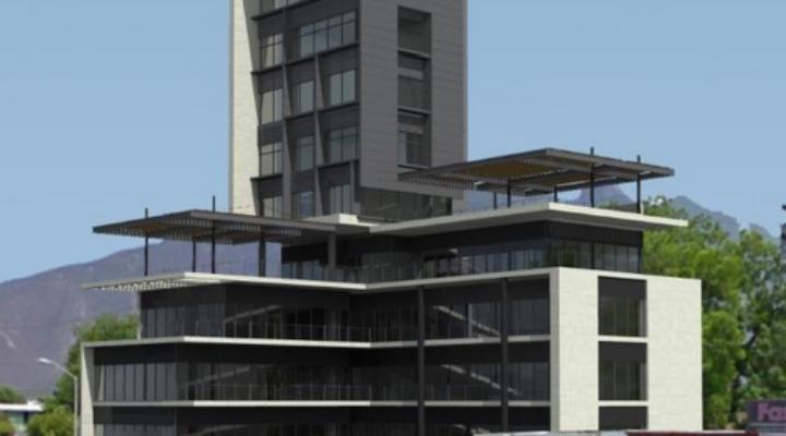 Emergerá torre de uso múltiple en Contry