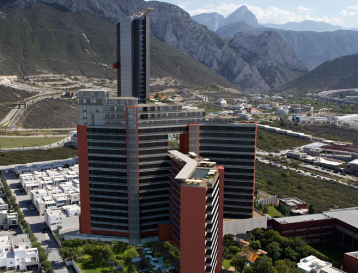 Erigen nuevo concepto residencial en Santa Catarina