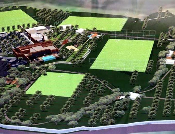 Realizarán megaproyecto deportivo en El Barrial