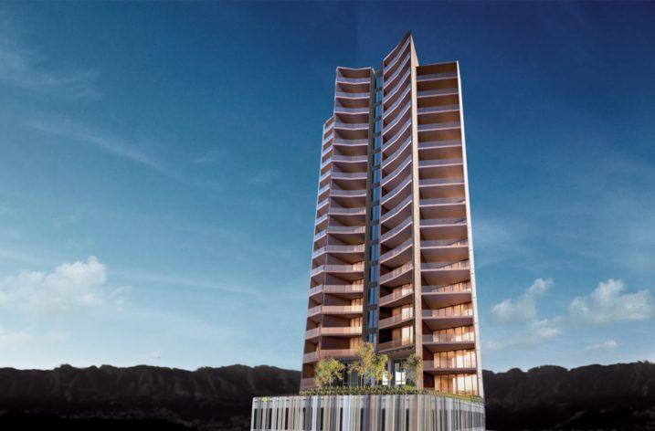 Inicia construcción de edificio Milán en Santa María