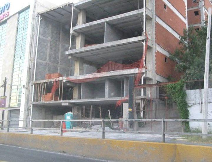 Vislumbra etapa final torre en Constitución