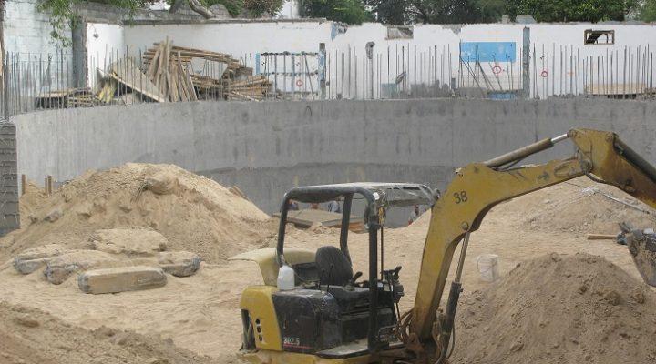 Arranca construcción desarrollo vertical