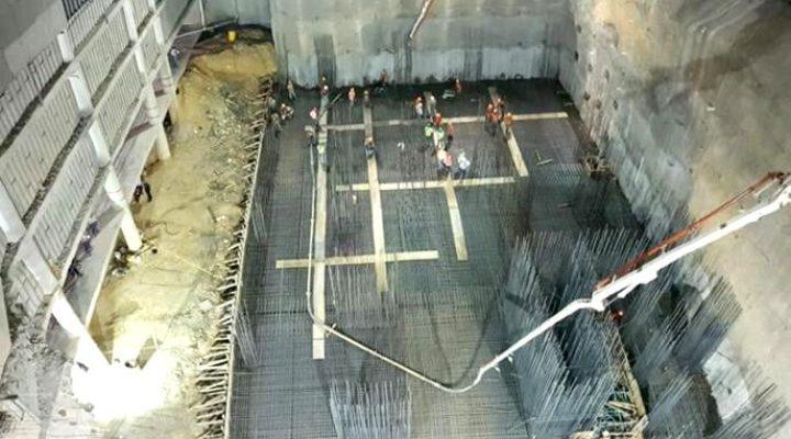 Inicia construcción de torre de 230 metros