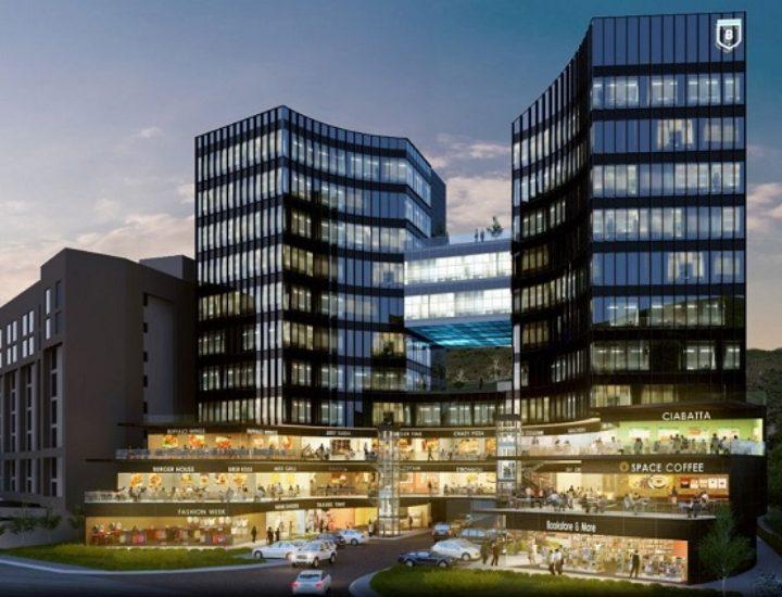 Edificarán centro de negocios en San Pedro