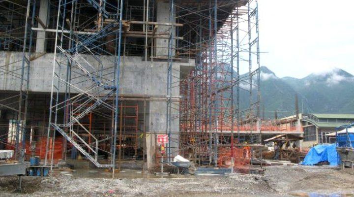 Inicia estructura centro de negocios