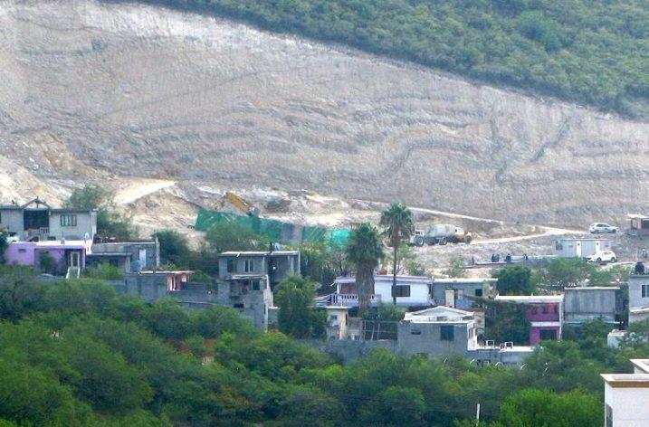 Avanza excavación para edificar departamentos