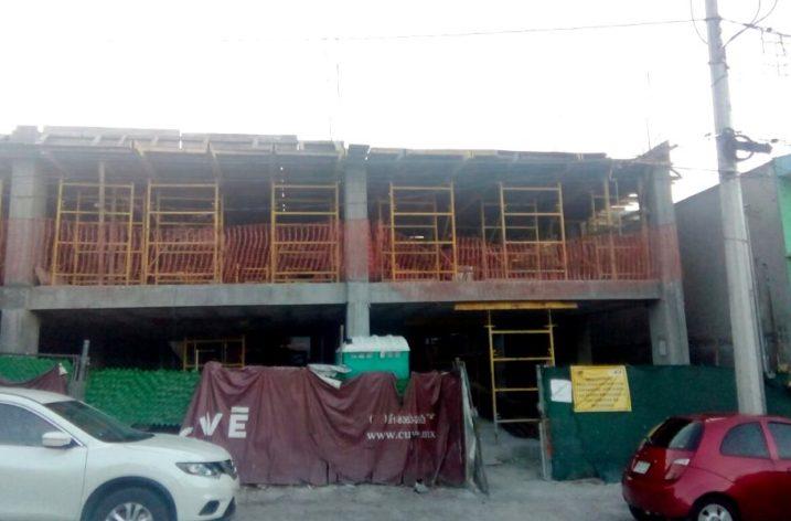 Construyen edificio corporativo de 7 niveles
