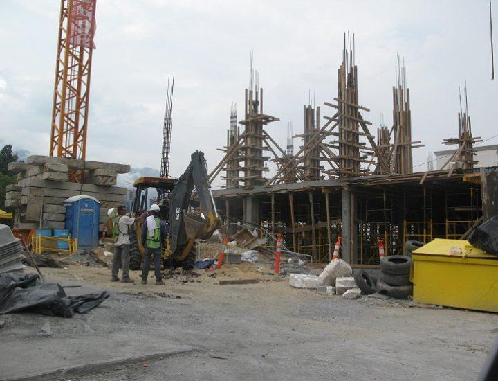Construyen edificio corporativo en San Pedro