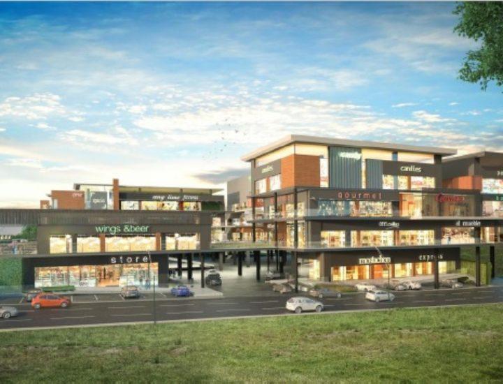 Edificarán plaza comercial de 50 mdp
