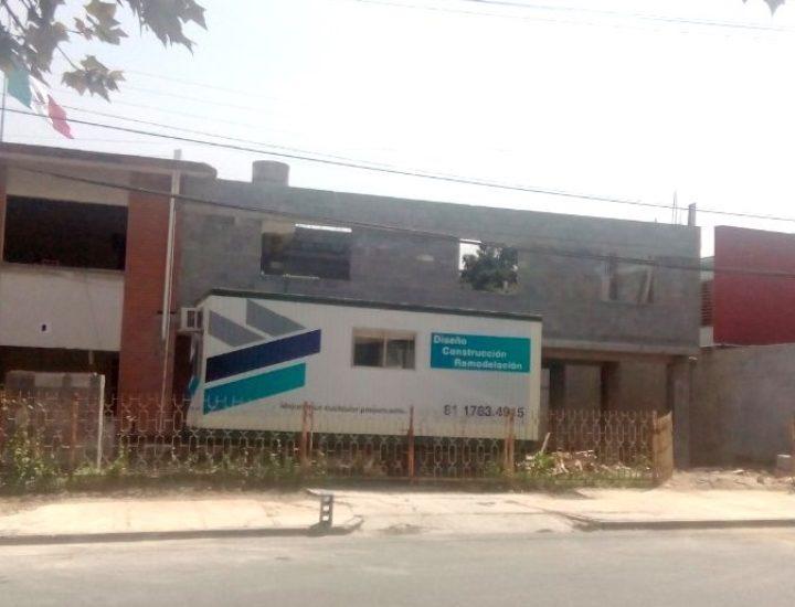 Rehabilitan edificación para oficinas