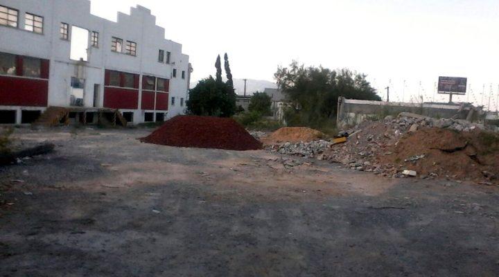 Alistan construcción de complejo de 4 edificios