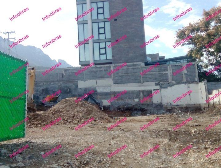Torre RGS de 7 niveles inicia excavación
