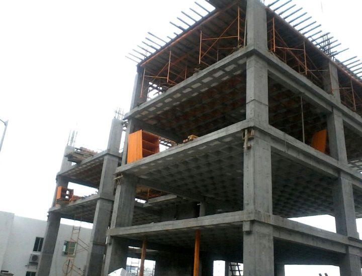 Edifican segunda torre habitacional de 6 mil m2