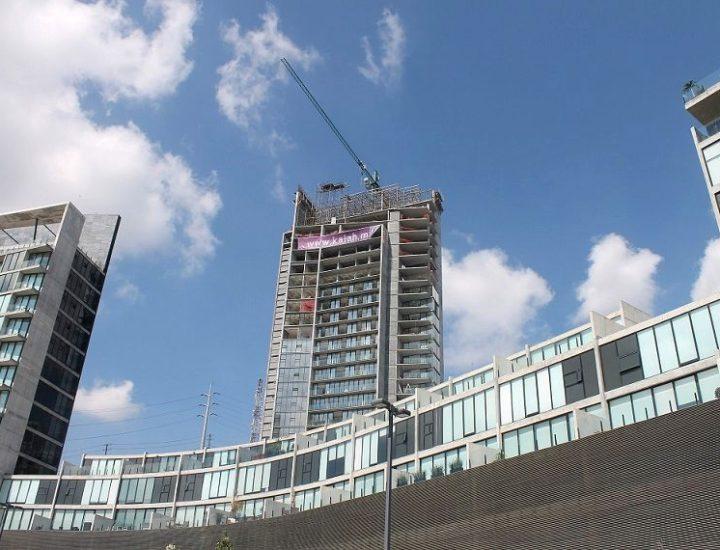 Edificarán tercer torre habitacional de 20 niveles