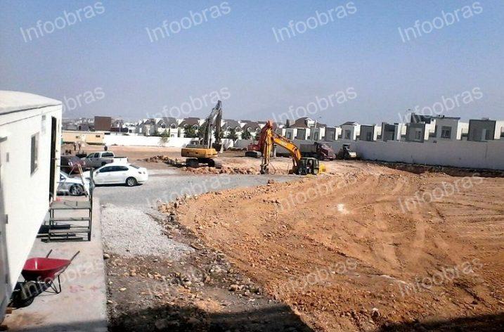 Comienza edificación de plaza de 70 locales