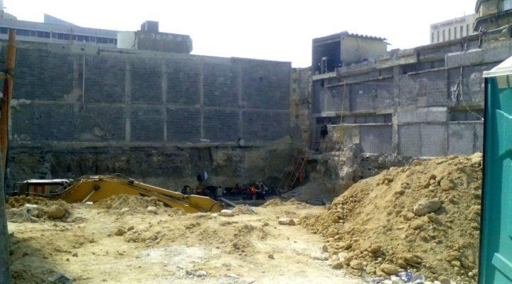 Inicia construcción de edificio de 10 mil m2