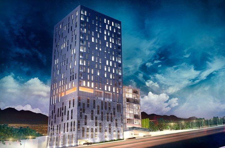 Arribará torre de 20 niveles a Valle Pte.
