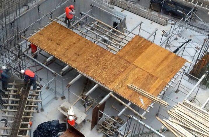 Avanza ejecución de edificio de 17 niveles