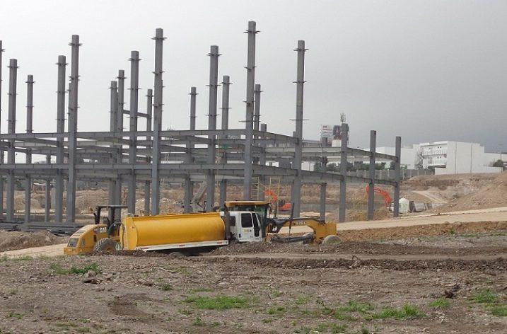 Inicia estructura para shopping center de 20 mil m2