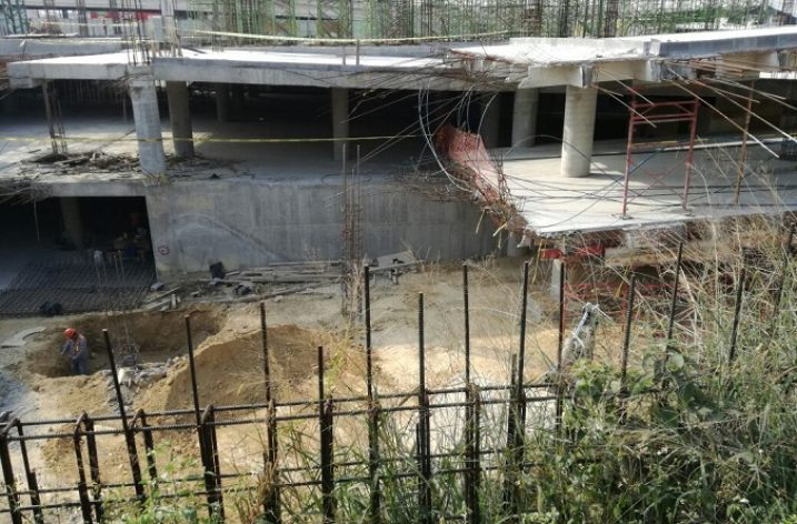 Emerge estructura de complejo mixto de 30 mil m2