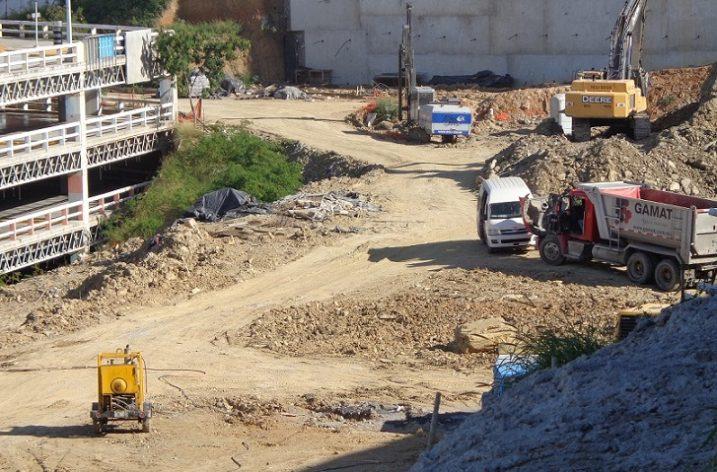 Inicia extensión de centro comercial en San Pedro