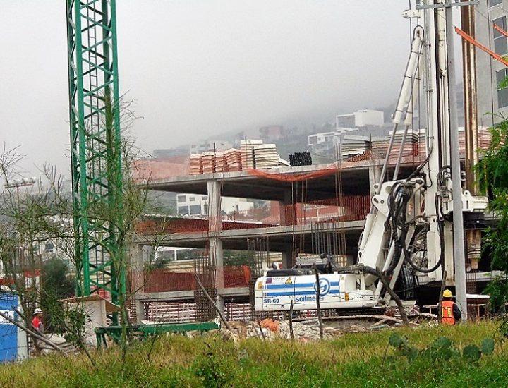 Levantarán estructura habitacional de 17 niveles