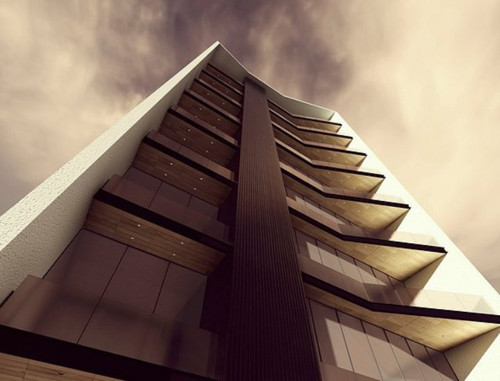 Levantarán proyecto residencial de 12 niveles