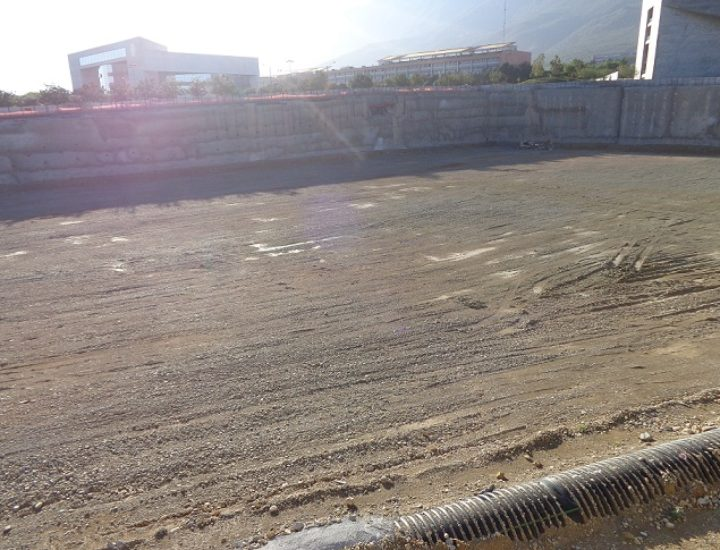Avanza edificación de proyecto de 90 mil m2