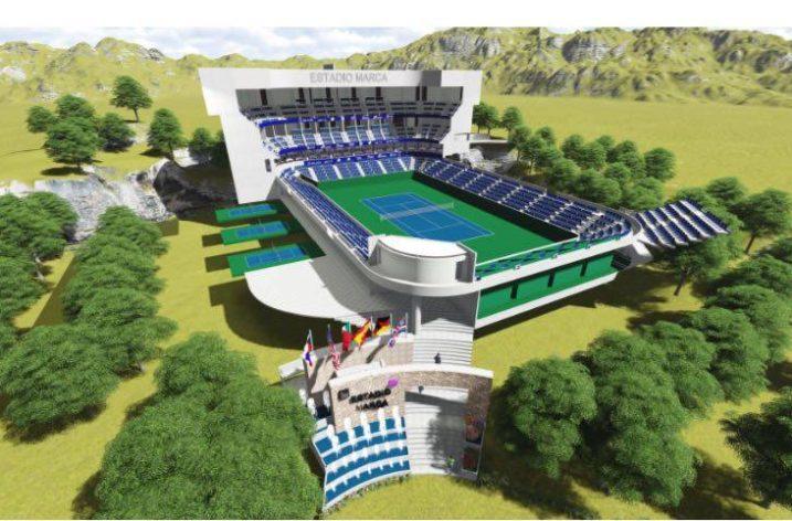 Avanzan obras para edificar sede deportiva