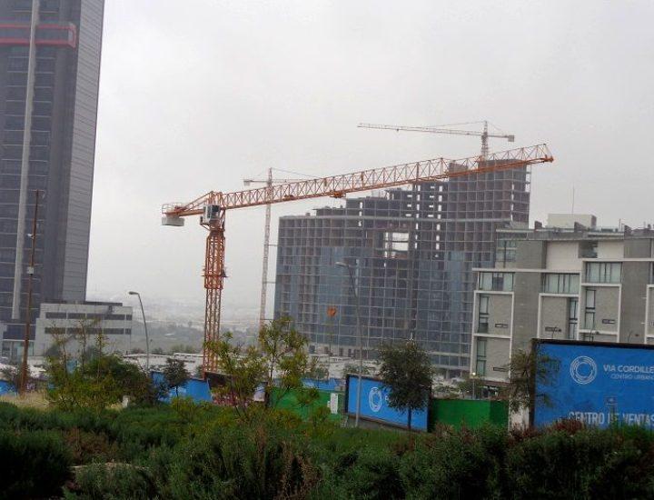 Avanza edificación de centro urbano al poniente