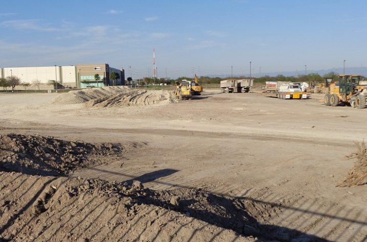 Construirán extensión de parque industrial en Apodaca