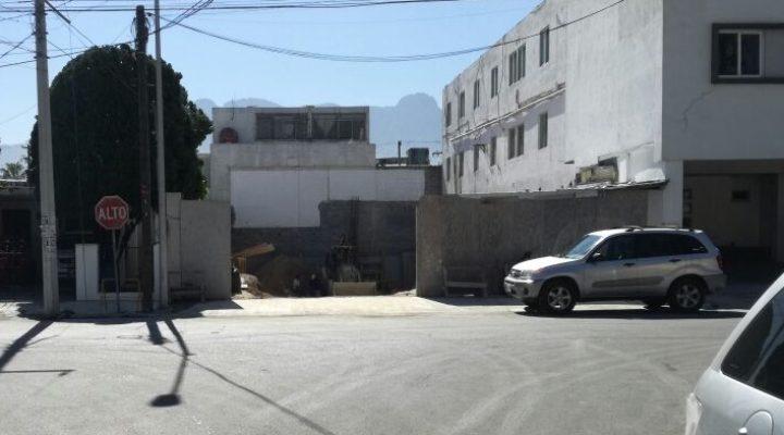Ejecutan excavación para condominio residencial