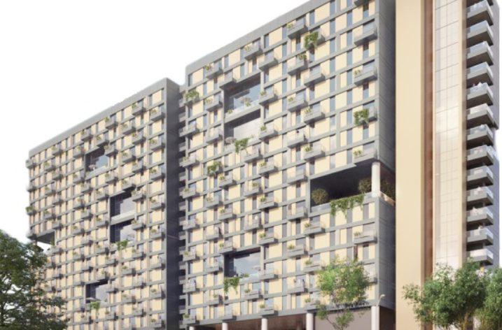 Construirán desarrollo habitacional de 16 niveles