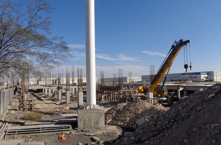 Dos constructoras levantan desarrollo de 65 mil m2