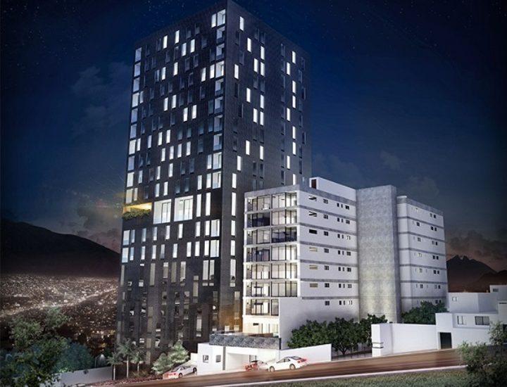 Adelantan llegada de condominio residencial de 20 niveles