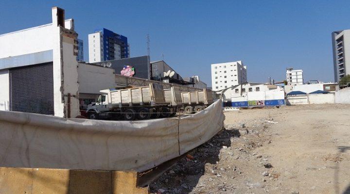 Inicia excavación para desarrollo de 50 mil m2