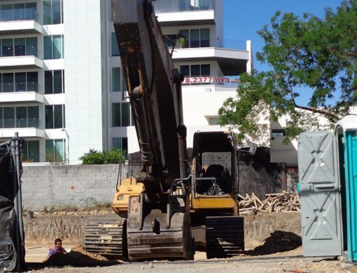 Proyectan inversión de 6 mdp; ejecutan labores de excavación